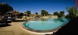 La piscina di Masseria Coccaro