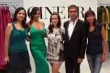 L'inviata di Si Sposa con lo staff Carmen Cinefra