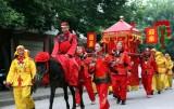 Corteo nuziale cinese