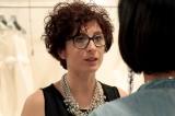 La stilista Graziana Valentini