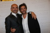 Enzo Miccio e Aron Marzetti