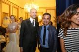Enzo Miccio e Nicola Savino