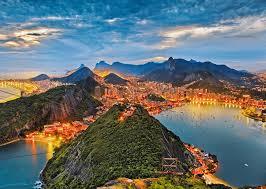 Baia Guanabara - Brasile