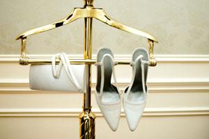 Scarpe da sposa 2011