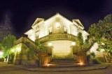 Villa Vergine di sera