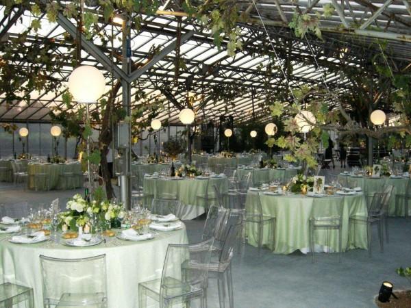 Matrimonio In Serra : Allestimento matrimonio in serra privata si sposa magazine