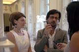 L'inviata di Si Sposa intervista Antonio Maria Arbues