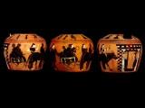 Vasi attici con disegnata la sequenza del corteo nuziale greco-antico