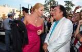 Albano Carrisi, con Loredana Lecciso e la sorella Raffella, invitati alle nozze