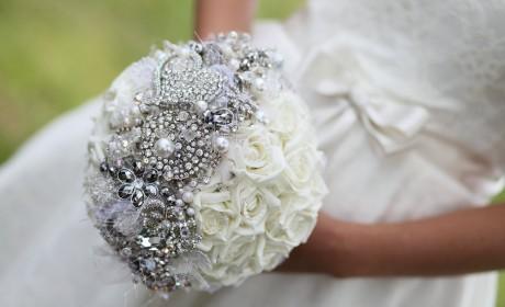 Bouquet Sposa Con Swarovski.Beauty E Fiori Si Sposa Magazine Page 2