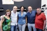 La Famiglia Petrelli al completo con l'inviata Lucia