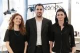 L'Ufficio Stile di Luciano Soprani: Eleonora Arcadi, Federico Garcia, Lucia Cislaghi