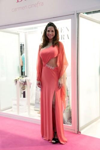 70a2d2b3a461 Carmen Cinefra firma la collezione colorata per le invitate della sposa