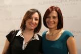 La nostra inviata con la stilista Alessandra Rinaudo