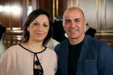 L'inviata di Si Sposa con Giuseppe Sarubbo